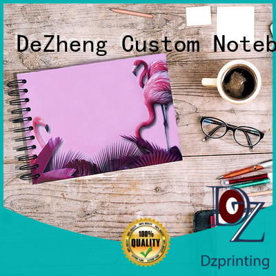 Dezheng latest Manufacturers Of Stationery Paper Notebook For DIY