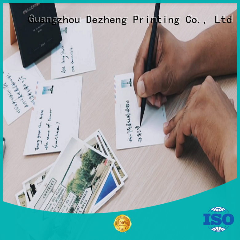 durable types of greeting cards paper supplier for friendship