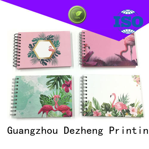 High-quality photo album self adhesive pages girl customization for festival