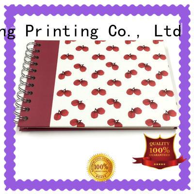 Dezheng square scrapbooking album photo supplier for gift