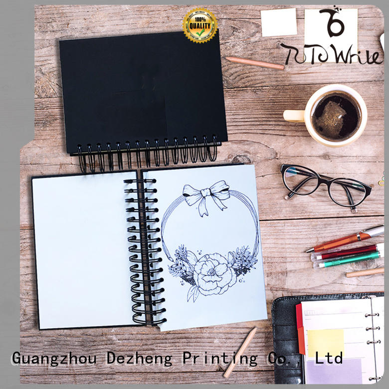 Dezheng durable Leather Journal Manufacturer Suppliers For notebook printing