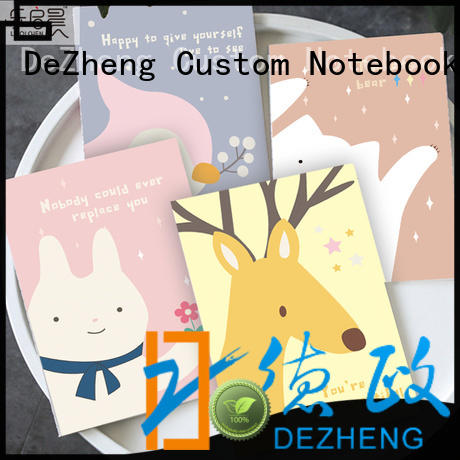 Dezheng portable notebook paper size Suppliers For meeting
