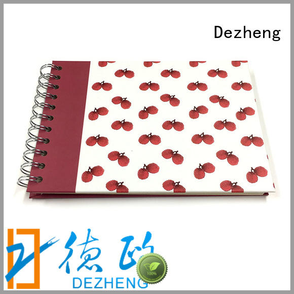 Dezheng Wholesale Wholesale Notebook Manufacturers factory for personal design