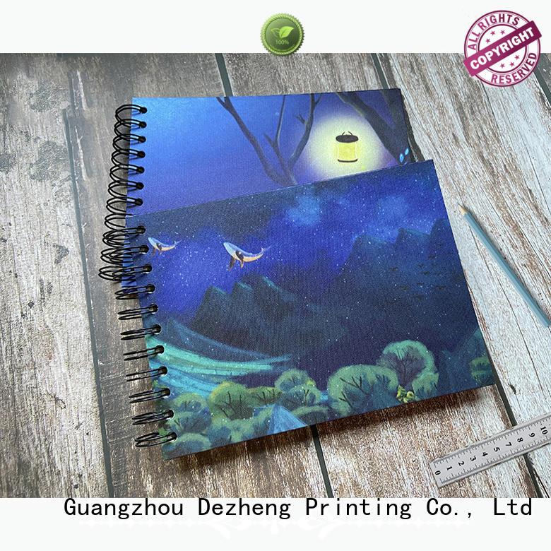 Dezheng photo album scrapbook for business for friendship