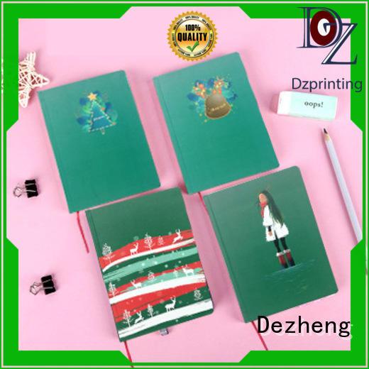 Dezheng Best custom hardback notebook factory For note-taking