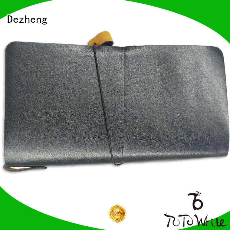 Dezheng student Paper Notebook Manufacturers free sample for journal