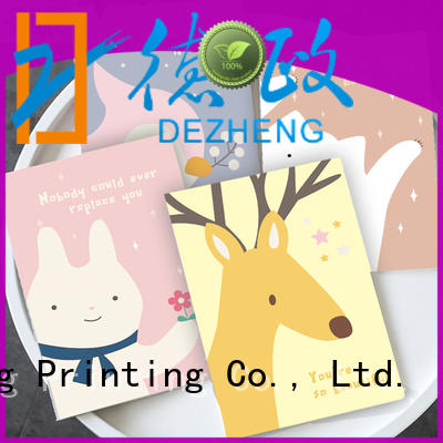 Dezheng paper Factory Direct Notebooks for business For meeting