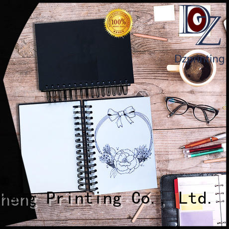 Dezheng portable Notebook Manufacturer For DIY