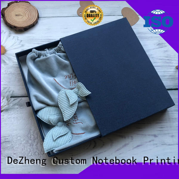 Dezheng leather Custom Notebook Manufacturers bulk production for personal design