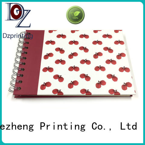 Dezheng scrapbook style photo album for gift