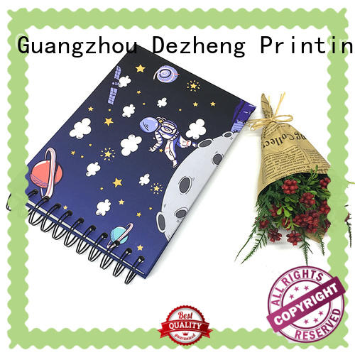 Dezheng Custom self adhesive photo albums for festival