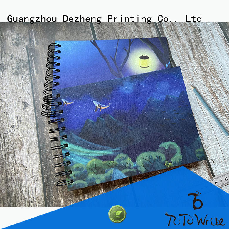 high-quality Notebook Manufacturing Companies vintage Supply For Gift