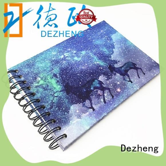 Dezheng solid mesh photo album scrapbook customization for festival