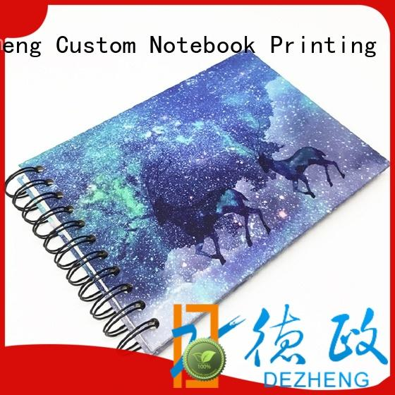 Dezheng girl scrapbook photo album free sample for festival