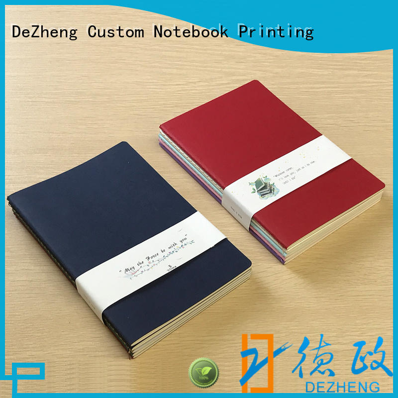 Dezheng funky Journal Supplier company For student