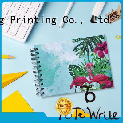 New self stick photo album hardcover for business for gift