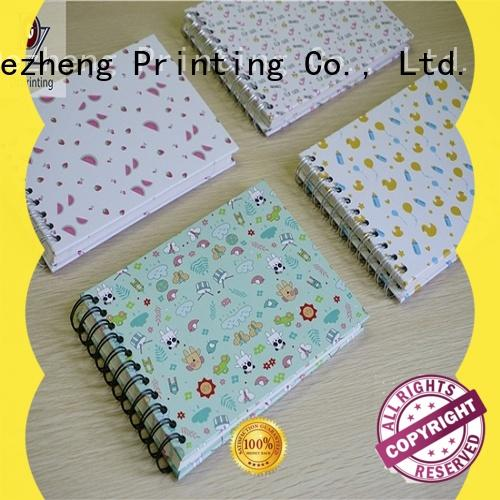 Dezheng Custom personalised self adhesive photo albums factory for friendship