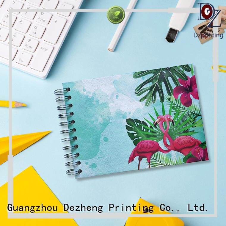 Dezheng at discount self stick photo album OEM for festival