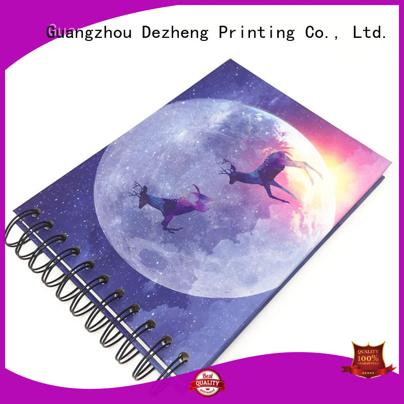 Dezheng High-quality kraft self adhesive photo album factory for festival