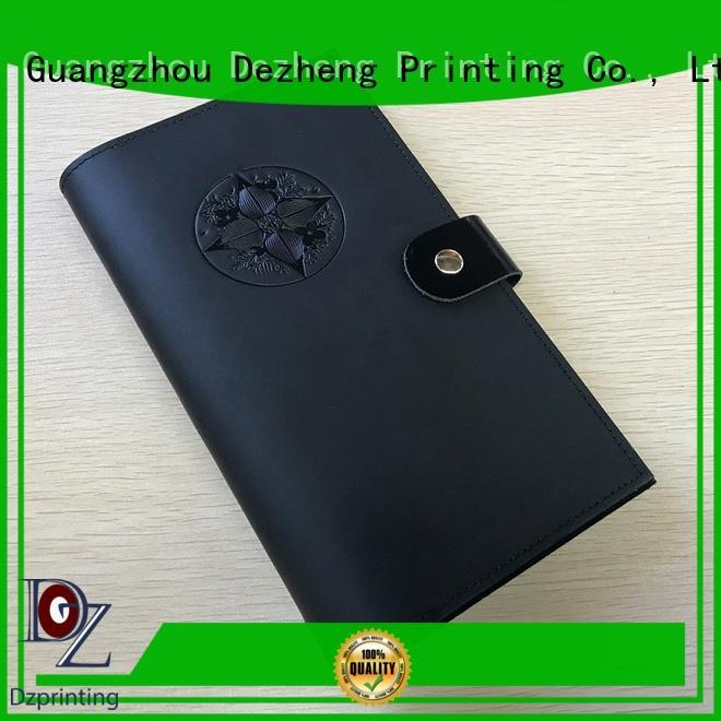 Dezheng travelers Best Notebook Manufacturer For DIY