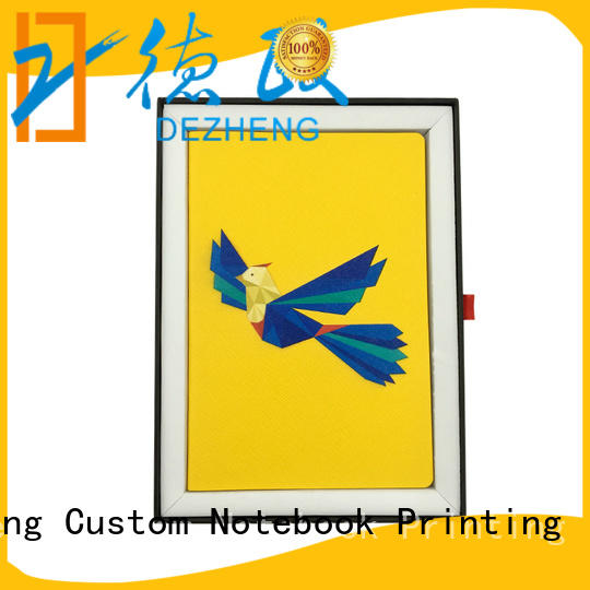 Dezheng Top Notebook Wholesale Suppliers factory for note taking