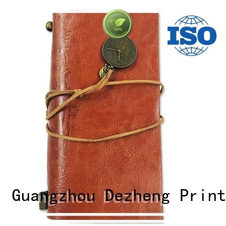 New professional leather notebook Supply For meeting