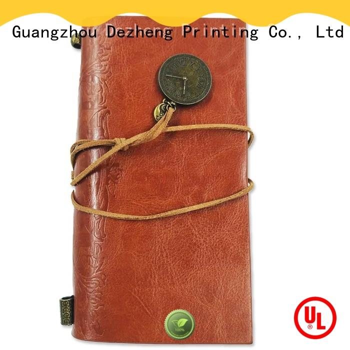 Dezheng latest personalized notebooks logo for journal