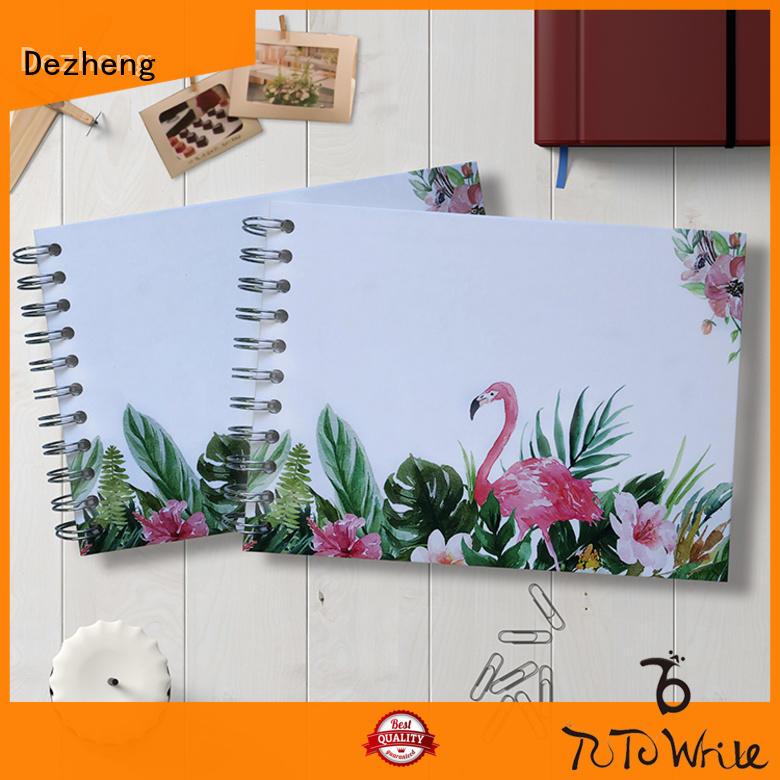 Dezheng Wholesale self adhesive album manufacturers for festival
