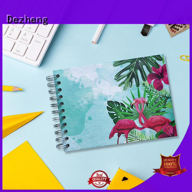 on-sale self adhesive photo albums cover supplier for festival