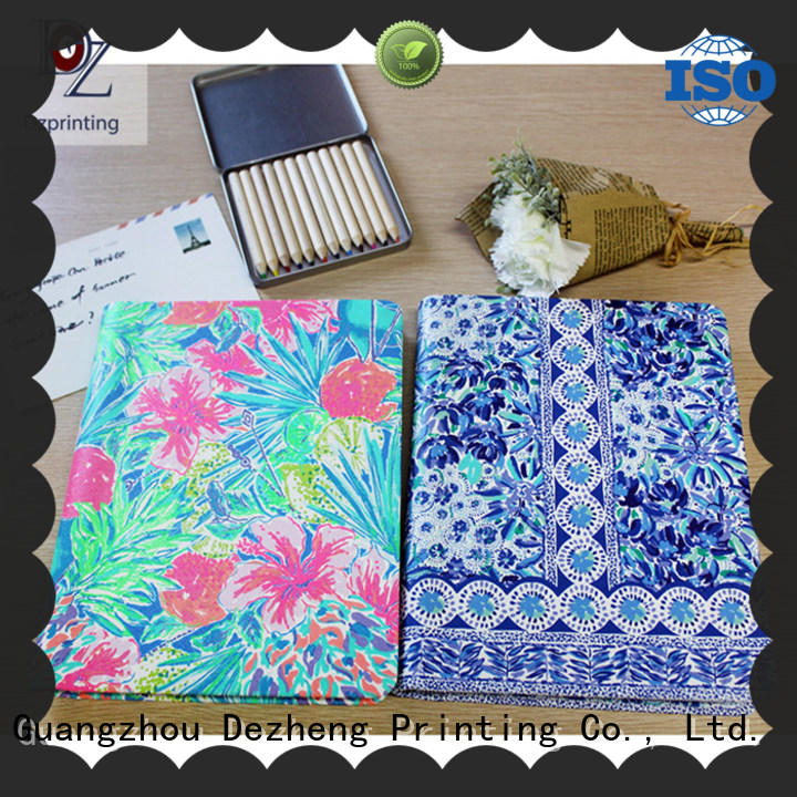 Dezheng durable Factory Direct Notebooks for business for notetaking