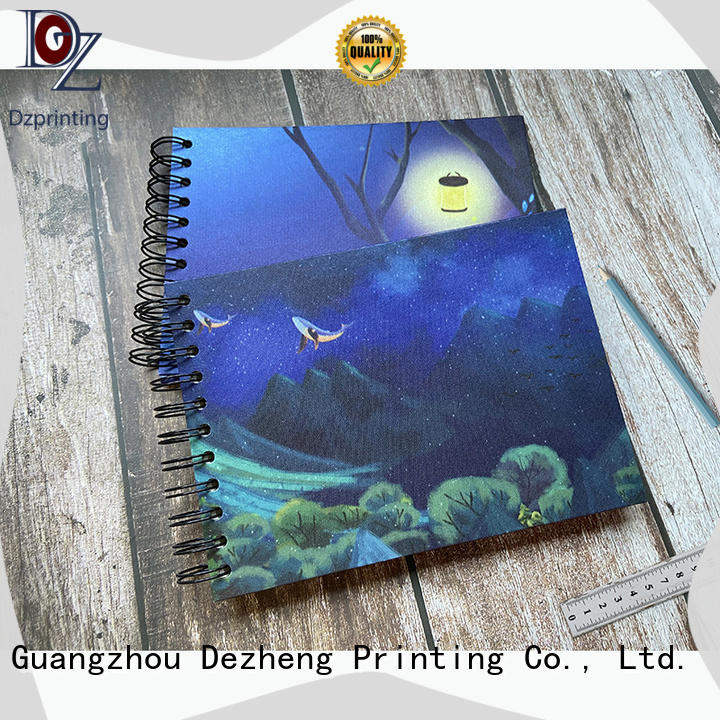 Dezheng durableBest scrapbook style photo album customization for festival