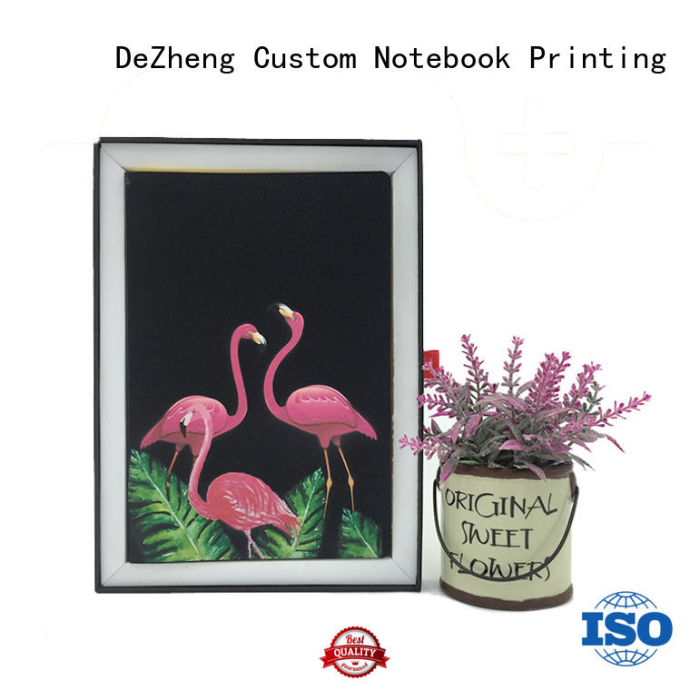 Dezheng paper paper notebooks customization For meeting