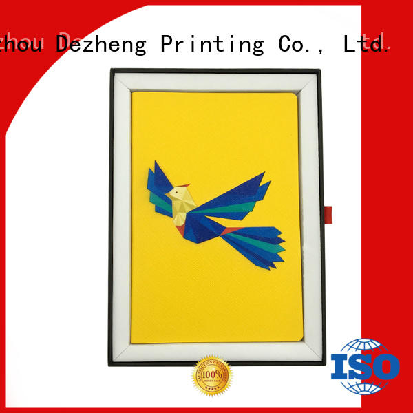 Dezheng marble Notebook Supplier OEM for journal