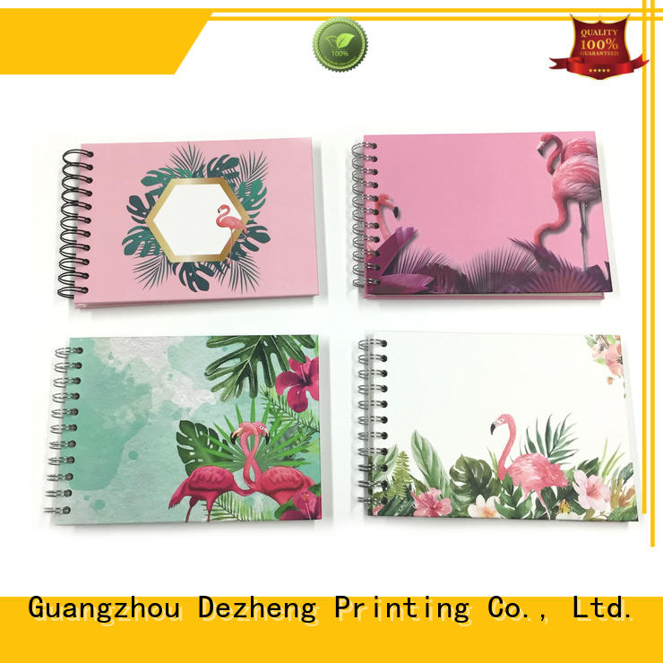 photo album scrapbook supplier for friendship Dezheng