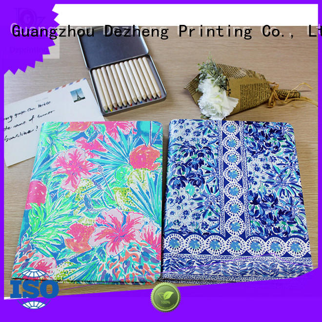 Dezheng High-quality Hardcover Notebook Manufacturers Suppliers for notetaking