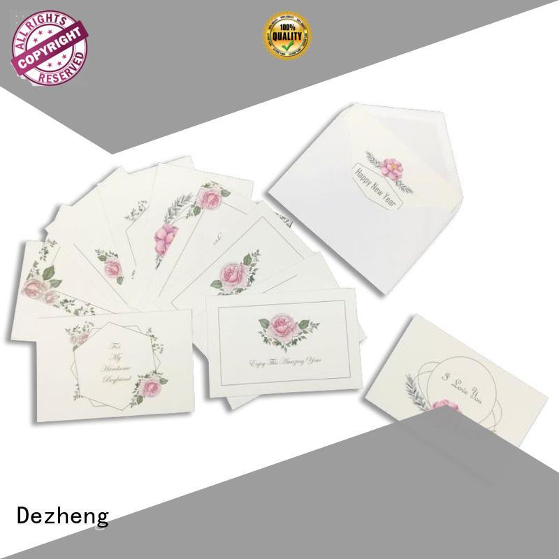 Dezheng Best bulk greeting cards