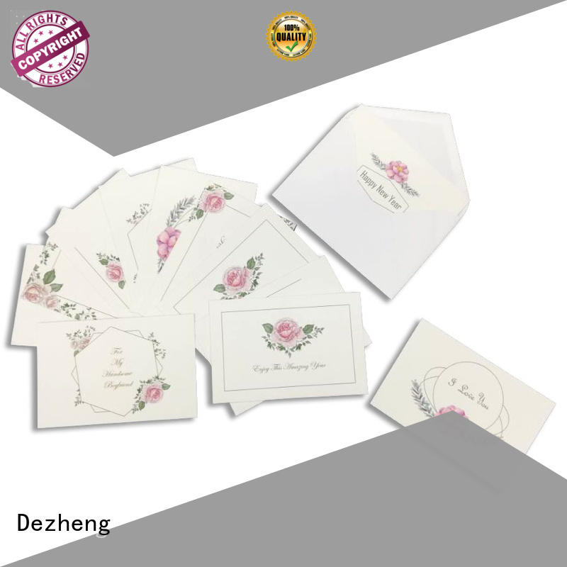 Dezheng Best bulk greeting cards