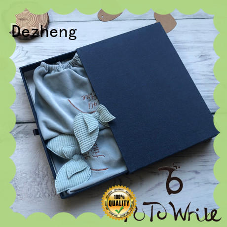 Dezheng vintage personalised notebooks supplier For DIY