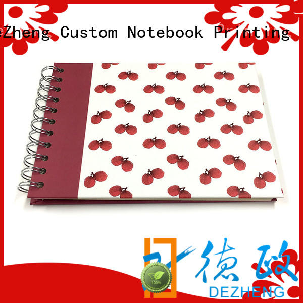 Dezheng linen album photo scrapbooking customization for festival