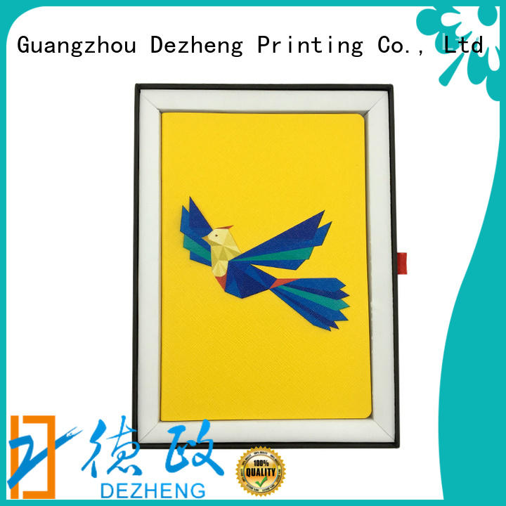 Dezheng Wholesale Notebook Wholesale Suppliers for notetaking